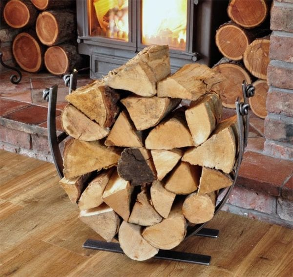 Jorvik Fireside Log Basket