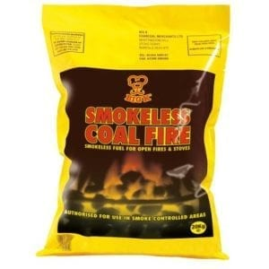 Smokeless coal 20kg bag